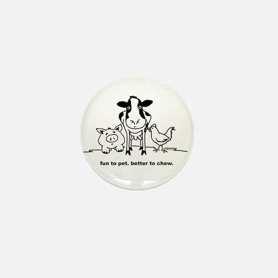 Fun to Pet Mini Button (10 pack)