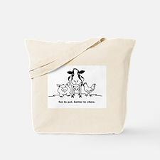 Fun to Pet Tote Bag