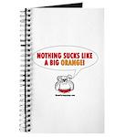 Nothing Sucks Like a Big O Journal