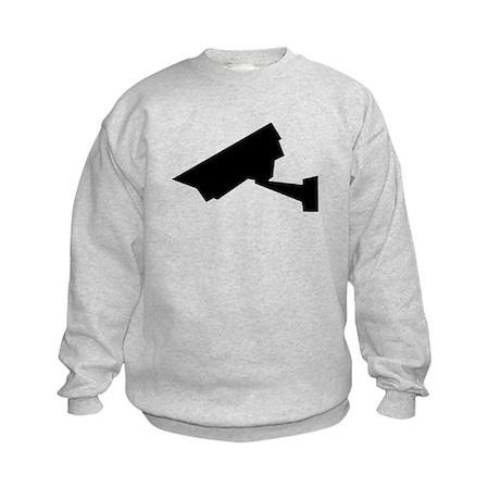 Camera Kids Sweatshirt