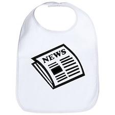 Newspaper Bib