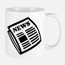 Newspaper Mug