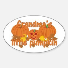 Grandma's Little Pumpkin Decal