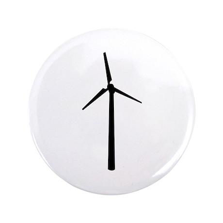 """Wind wheel 3.5"""" Button"""