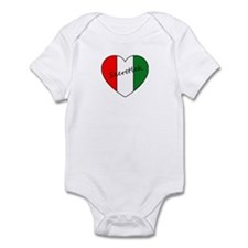 Szeretlek Infant Bodysuit