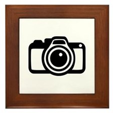 Camera Framed Tile