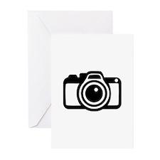 Camera Greeting Cards (Pk of 10)
