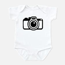 Camera Infant Bodysuit