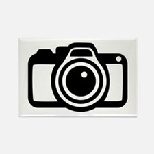 Camera Rectangle Magnet (100 pack)