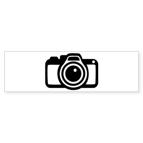 Camera Sticker (Bumper)