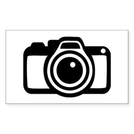 Camera Sticker (Rectangle)