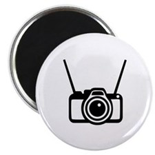 "Camera 2.25"" Magnet (10 pack)"