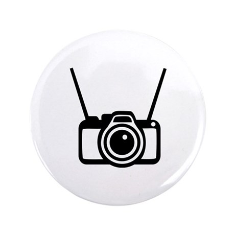 "Camera 3.5"" Button (100 pack)"