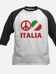 Peace Love Italy Tee