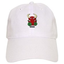 Greed Baseball Cap