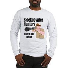 Hunting Balls Long Sleeve T-Shirt