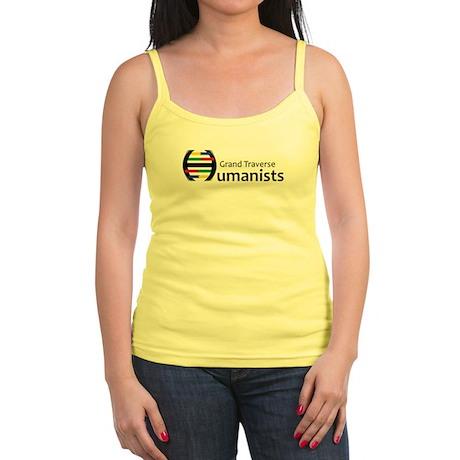 GT Humanists DNA Logo Jr. Spaghetti Tank