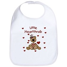 Little Heartthrob (boy) Bib