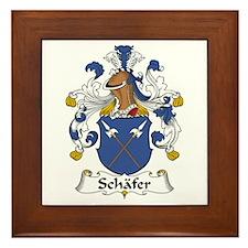 Schäfer Framed Tile