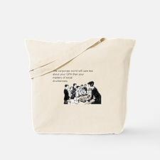 Social Drunkenness Tote Bag