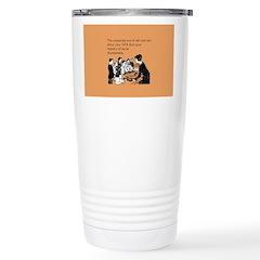 Social Drunkenness Travel Mug