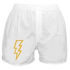 Yellow Flash Boxer Shorts