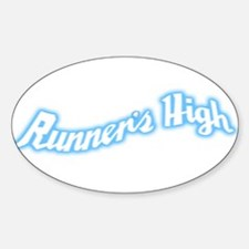 Runner's High Decal