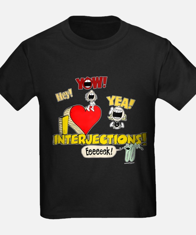 I Heart Interjections T