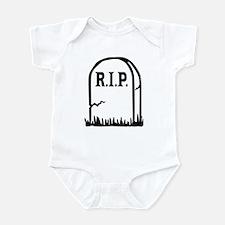 R.I.P. - Gravestone Infant Bodysuit