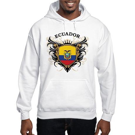 Ecuador Hooded Sweatshirt
