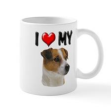 I Love My Jack Russell Mug