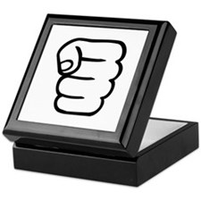 Fist Keepsake Box