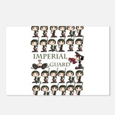 Imperial Guard Postcards (Package of 8)