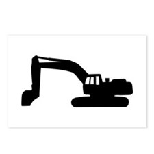 Digger Postcards (Package of 8)