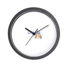 Unique Mick Wall Clock
