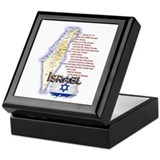 Jerusalem Square Keepsake Boxes
