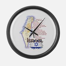 Gen 12: 1-3 Large Wall Clock
