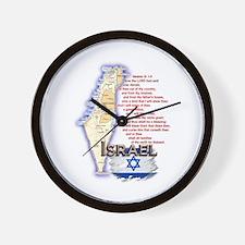 Gen 12: 1-3 Wall Clock