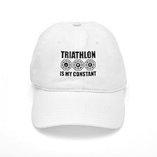 Triathlon is my Constant Baseball Cap