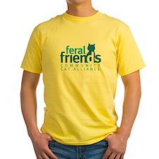 Feral Friends 2010 Logo T