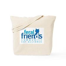 Feral Friends 2010 Logo Tote Bag