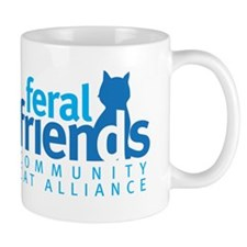 Feral Friends 2010 Logo Mug