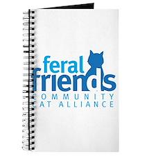 Feral Friends 2010 Logo Journal