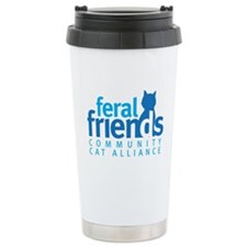 Feral Friends 2010 Logo Travel Mug