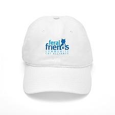 Feral Friends 2010 Logo Baseball Cap