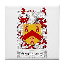 Scarborough Tile Coaster