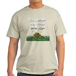 horseshit smell good Light T-Shirt