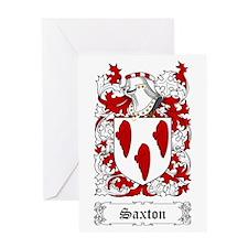 Saxton Greeting Card