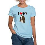 Bassett hound Women's Light T-Shirt
