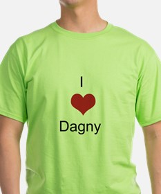 I heart Dagny T-Shirt